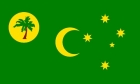Cocos Keeling Islands flag