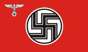Germany Reich service flag