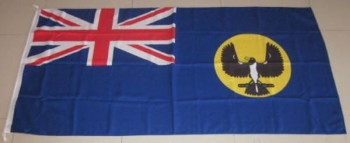 South Australia state woven flag