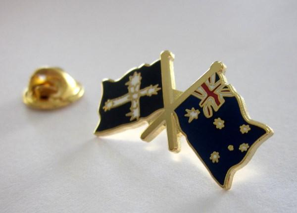 Australia Eureka badge