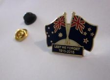 Australia New Zealand badge