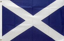 Scotland Dark Blue flag