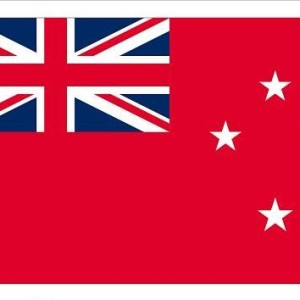 New Zealand Red Ensign Flag