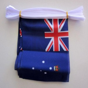 Victoria flag bunting
