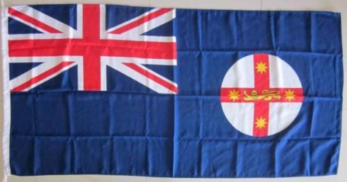 New South Wales State Flag